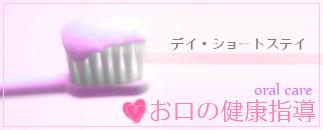 歯科衛生士の訪問口腔ケア(お口の健康指導)